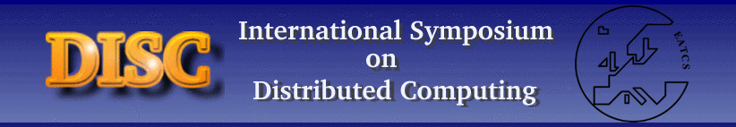 International Symposium on DIStributed Computing (DISC)